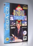 Sega CD - ESPN Baseball Tonight