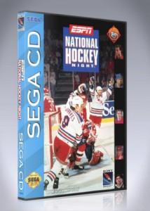 Sega CD - ESPN National Hockey Night