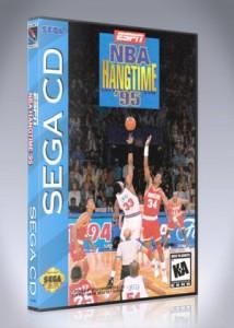Sega CD - ESPN NBA Hangtime '95