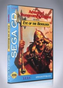 Sega CD - Eye of the Beholder