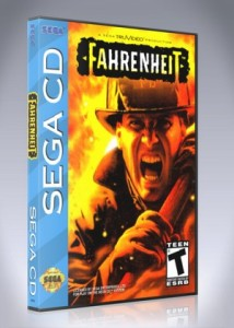 Sega CD - Fahrenheit
