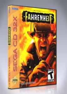 Sega CD 32X - Fahrenheit