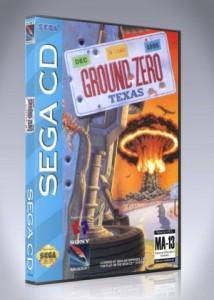Sega CD - Ground Zero Texas