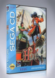 Sega CD - Hook