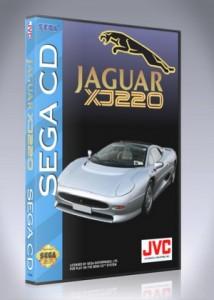 Sega CD - Jaguar XJ220