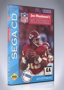 Sega CD - Joe Montana's NFL Football