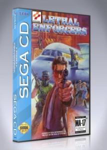 Sega CD - Lethal Enforcers