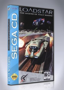 Sega CD - Loadstar