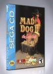 Sega CD - Mad Dog II: The Lost Gold