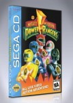 Sega CD - Mighty Morphin Power Rangers
