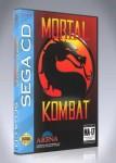 Sega CD - Mortal Kombat