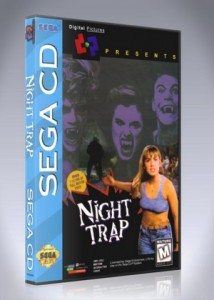 Sega CD - Night Trap
