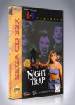Sega CD 32X - Night Trap