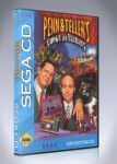 Sega CD - Penn & Teller's Smoke and Mirrors