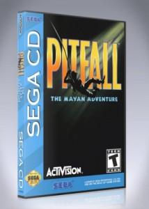 Sega CD - Pitfall: The Mayan Adventure