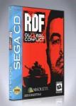 Sega CD - RDF: Global Conflict
