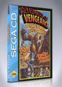Sega CD - Revengers of Vengeance