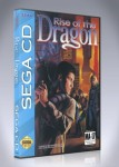 Sega CD - Rise of the Dragon