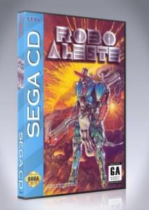 Sega CD - Robo Aleste
