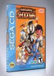 Sega CD - Samurai Shodown