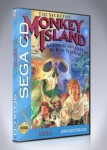 Sega CD - Secret of Monkey Island, The