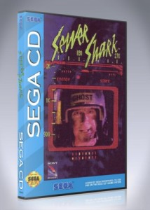 Sega Cd - Sewer Shark