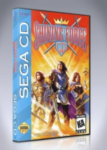 Sega CD - Shining Force CD
