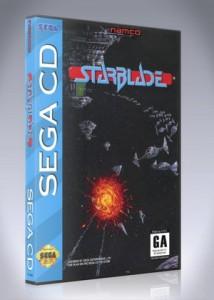 Sega CD - Starblade