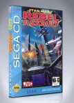 Sega CD - Star Wars Rebel Assault