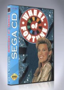 Sega CD - Wheel of Fortune