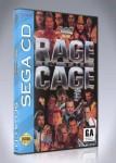 Sega CD - WWF Rage in the Cage