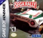 GBA - Sega Rally Championship (front)