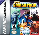GBA - Sega Smash Pack (front)