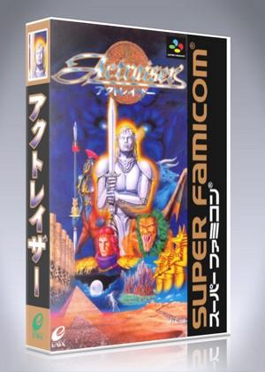 Super Famicom - ActRaiser