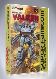 Super Famicom - Assault Suits Valken