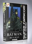 Super Famicom - Batman Returns