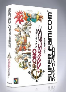 Super Famicom - Chrono Trigger