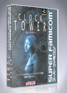 Super Famicom - Clock Tower