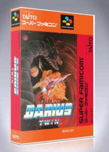 Super Famicom - Darius Twin