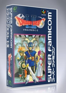 Super Famicom - Dragon Quest I & II