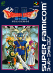 Super Famicom - Dragon Quest I & II (front)
