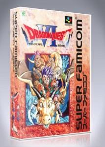 Super Famicom - Dragon Quest VI