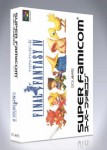 Super Famicom - Final Fantasy IV