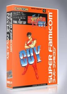 Super Famicom - Final Fight Guy