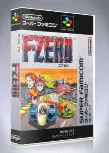 Super Famicom - F-Zero