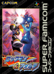 Super Famicom - Rockman & Forte (front)