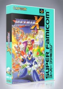 Super Famicom - Rockman X