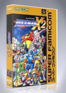 Super Famicom - Rockman X2