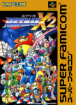 Super Famicom - Rockman X2 (front)