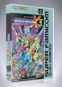 Super Famicom - Rockman X3